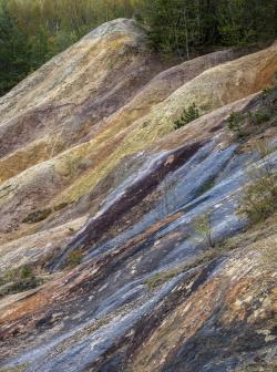 Kaolinite, Sweden