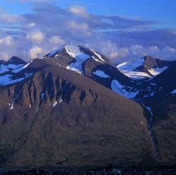Kåtotjakka, northern Kebnekaise mountains