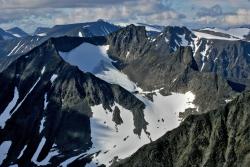 Kuopertjakka, Kebnekaise mountains