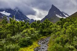 Stor Reaiddavaggi and Nallu, Kebnekaise mountains