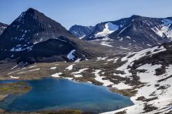 Sielmmivaggi, Kebnekaise mountains