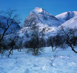 Duolbagorni, Kebnekaise mountains