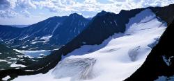 Unna Reaiddavaggi and Vaktposten, Kebnekaise mountains