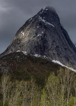 Mt Eidetind, Norway