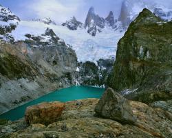 Cerro Poincenot and Lago Sucia, Argentina