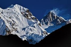 Mt Kangchenjunga, Sikkim