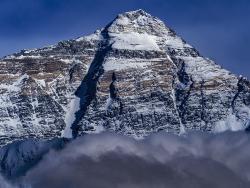 Mt Everest, Tibet