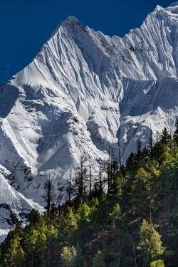 Mt Annapurna III, Nepal