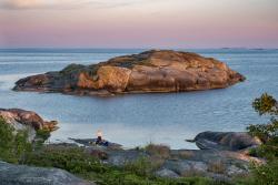 Camp, Stockholm archipelago