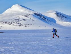 Skiing, Helags Sweden