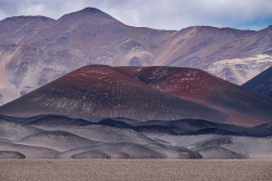 Sierra de Calaste, Argentina