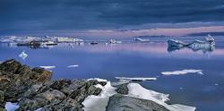 Disko Bay, West Greenland
