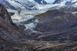 Onglaktang Glacier, Sikkim