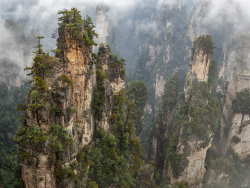 Zhanjiajie ,China