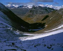 Jilavagge towards north
