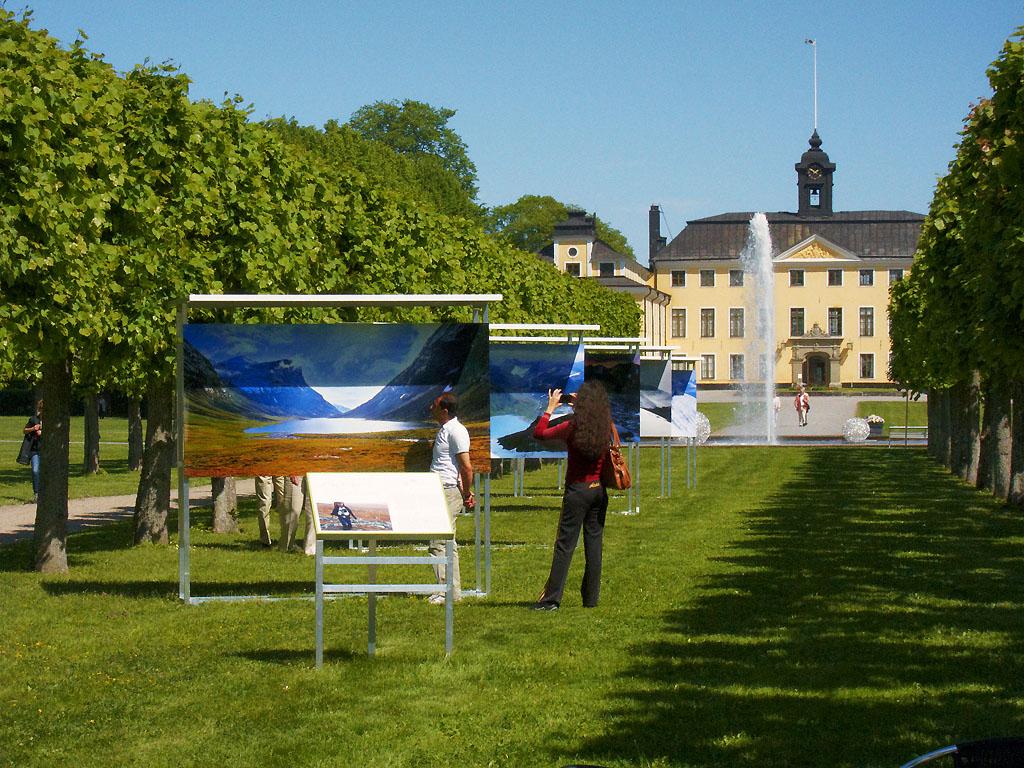 Ulriksdals slottspark, Solna