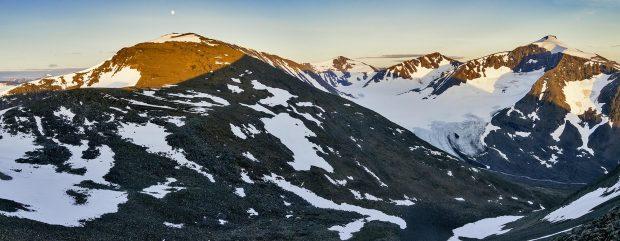 11a Ålkatj panorama